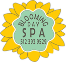 Blooming Day Spa logo in San Marcos, TX